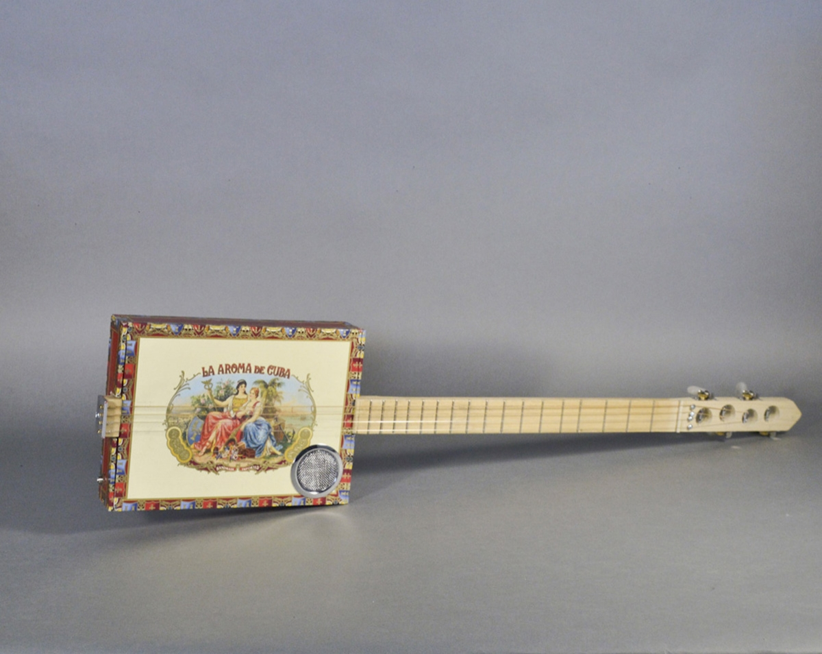 Cigar Box Guitar Workshop
