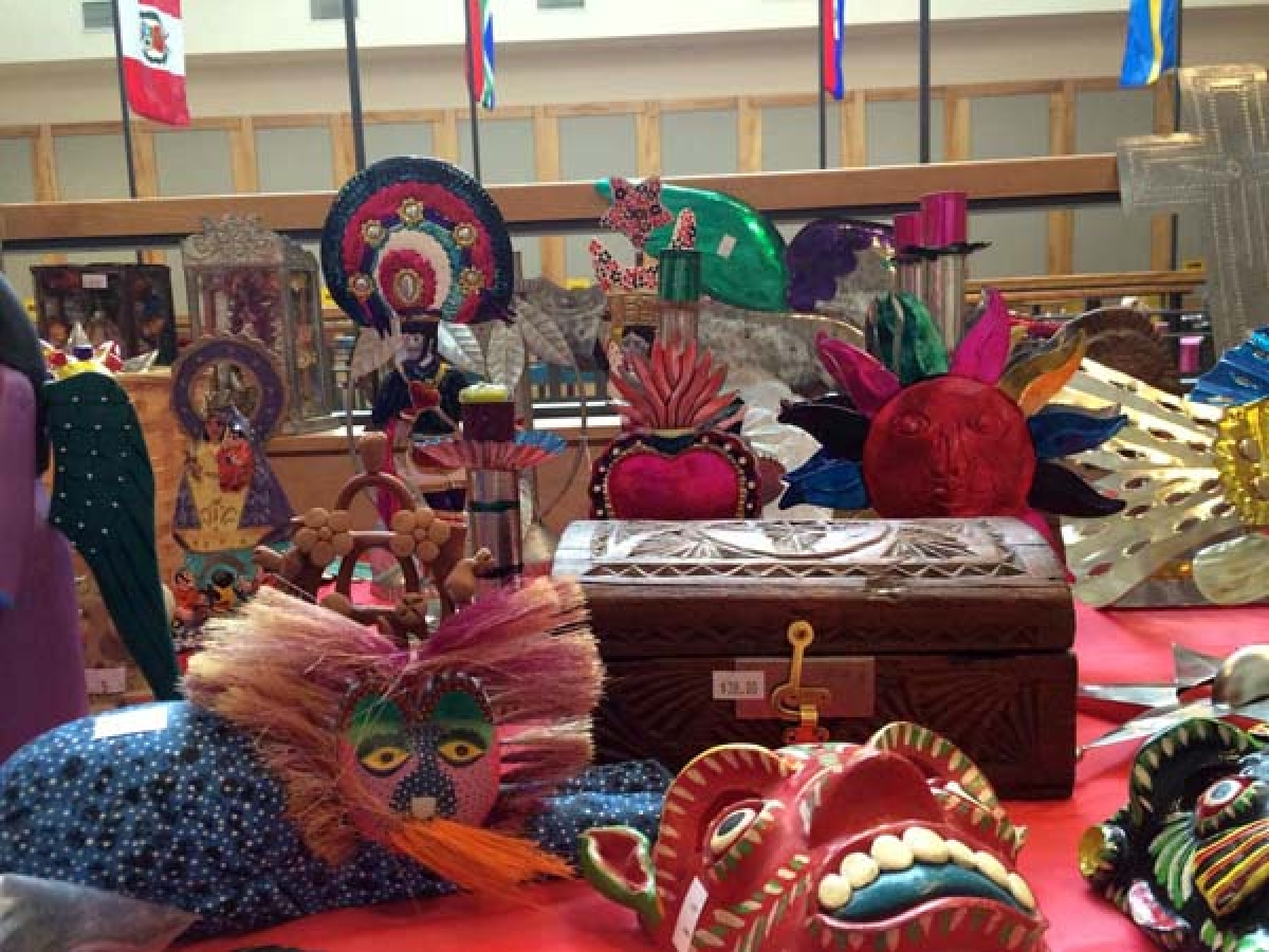 9th Annual Folk Art Flea