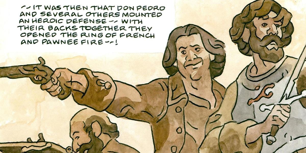 The Massacre of Don Pedro Villasur