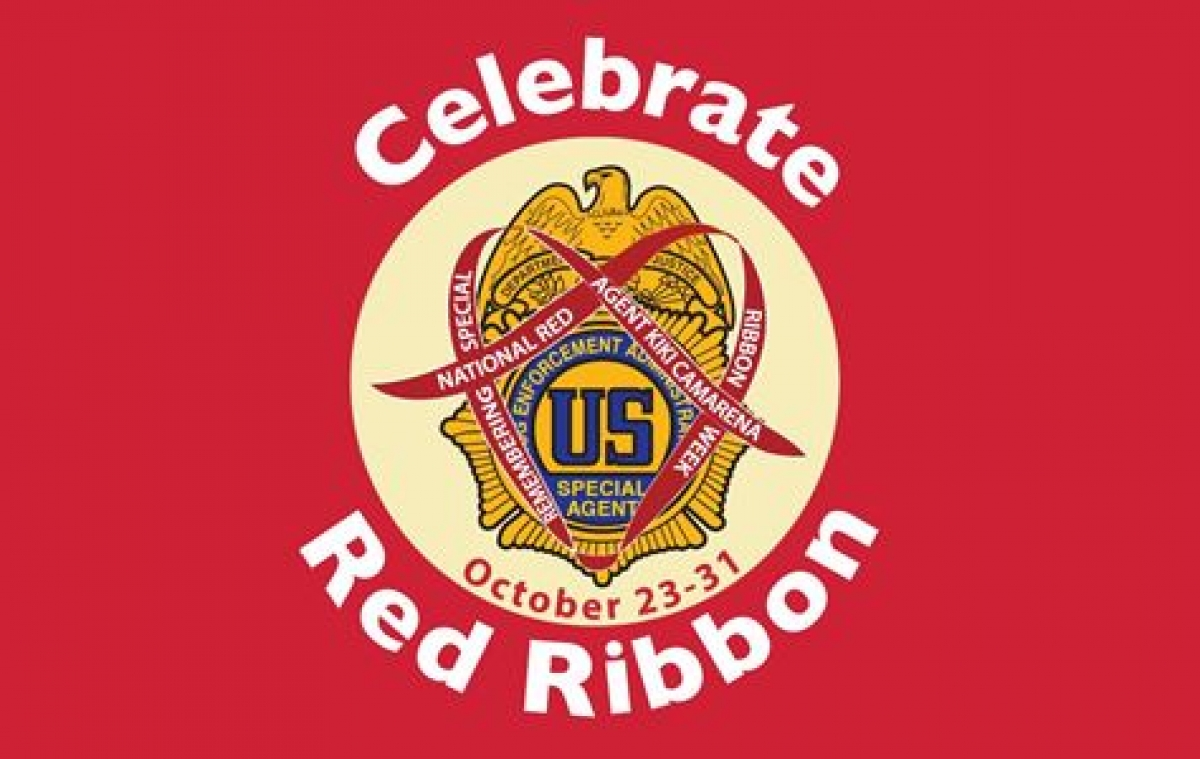 Celebrate Red Ribbon Week