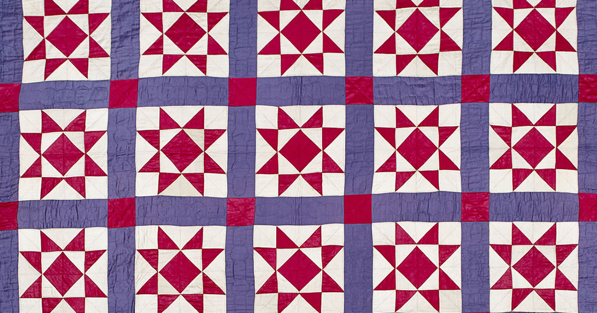 Plain Geometry Amish Quilts