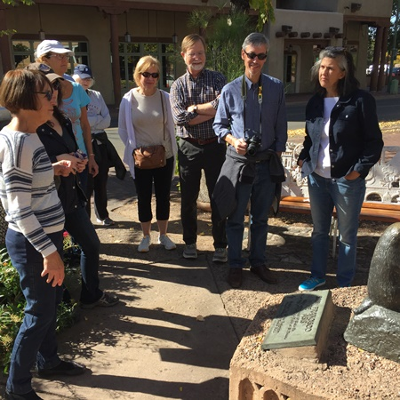 Monday Art Walking Tours
