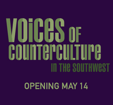Voices of the Counterculture in the Southwest