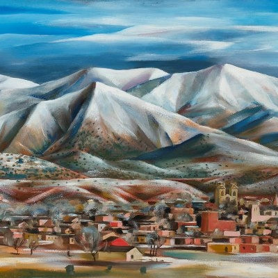 Good Company: Five Artists Communities in New Mexico