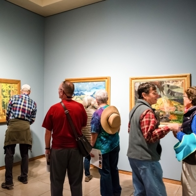 First Friday Evening at the Museum