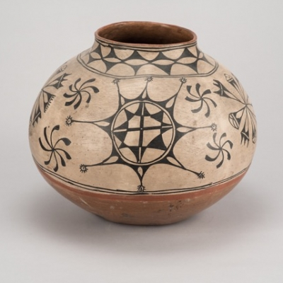 Temporarily Closed: San Ildefonso Pottery: 1600 - 1930