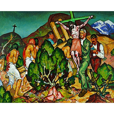 Public Opening Reception: Picturing Passion: Artists Interpret the Penitente Brotherhood