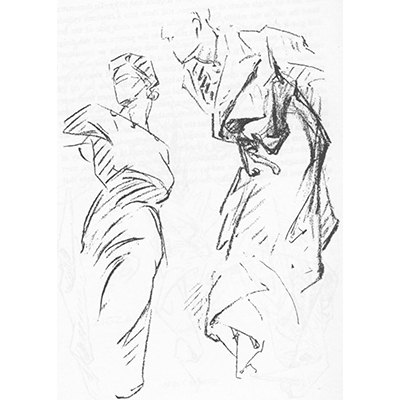 Life Drawing in the Afternoon