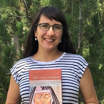 Los Golondrinas Lecture Series: Anna Nogar