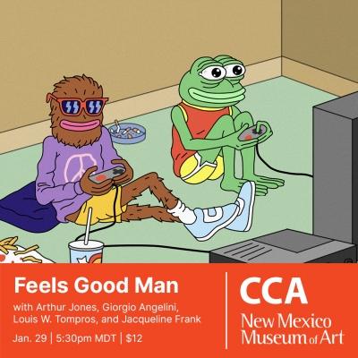 Feels Good Man: Livestream and Q&A