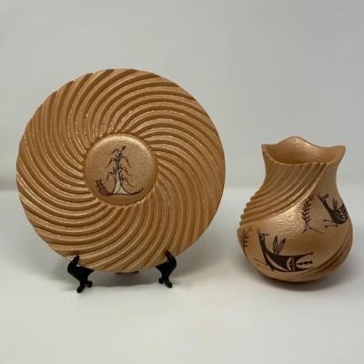 Native Pottery Demonstration