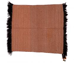 Diamond Twill-Weave Single Saddle Blanket
