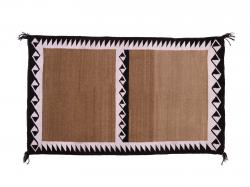 Empty Center Style Double Saddle Blanket