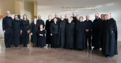 Schola Cantorum and the Monks of Christ in the Desert Monastery