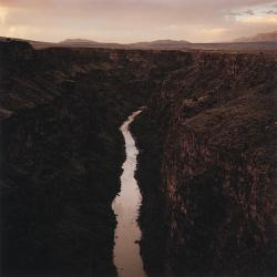 Rio Grande, Taos, New Mexico (from the series Four Corners)