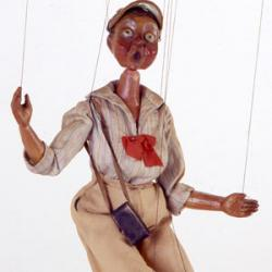 Tourist Lady (Mrs. Clarkson)