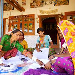 Empowering Women Traveling - India 1
