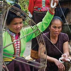 Empowering Women Traveling - Lao PDR 1