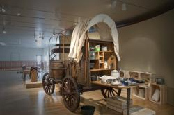 Reconstructed chuck wagon