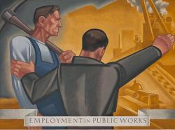 Employment in Public Works