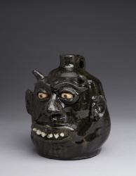 Lanier Meaders, Face jug, early 1970s