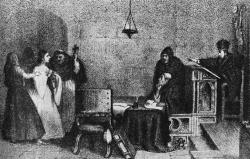 A Hearing Before the Inquisition