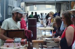 Handmade Paper Trade Fair Comes to Santa Fe