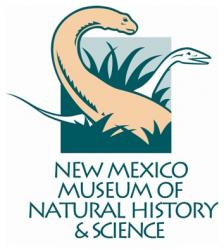 New Mexico Museum of Natural History and Science logo