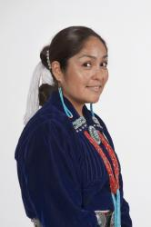 Native Hairstyles: Female Photo