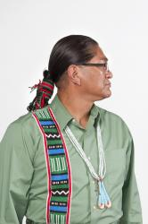 Native Hairstyles: Male Photo