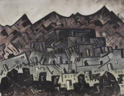 Untitled (New Mexico Landscape), 1934