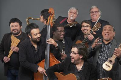 Iconic Chilean Ensemble Inti-Illimani