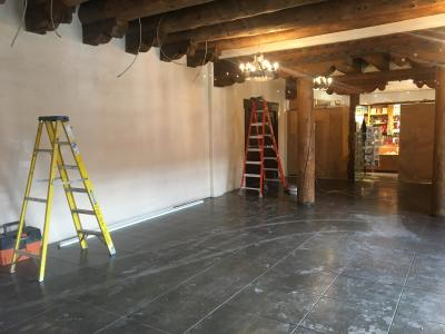 Museum of Art Renovations October 6, 2017, Courtesy: NM Dept. of Cultural Affairs