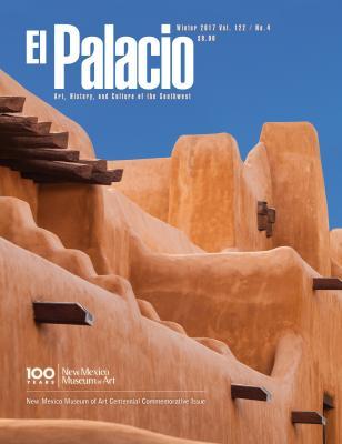 """""""El Palacio"""" magazine, Winter 2017"""