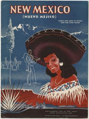 19-�New Mexico (Nuevo Mexico),� 1948