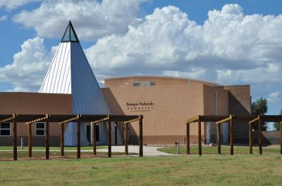 Bosque Redondo Memorial at Fort Sumner