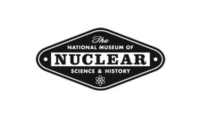 30-NMMNHS- First Friday May 4 - Nuclear Museum  Logo