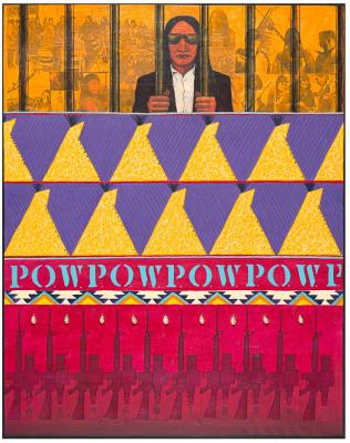 POW The Story of the American Indian Movement