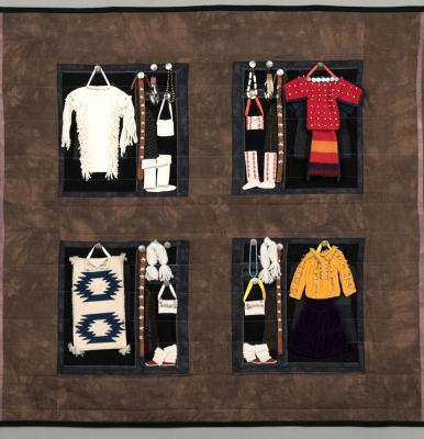 Missing And Murdered Indigenous Women Quilt