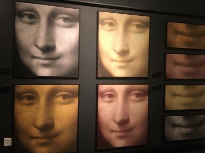 Mysteries of the Mona Lisa. Courtesy: Grande Exhibitions