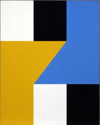 Frederick Hammersley, Paired