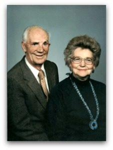Hummingbird Music Camp Founders Kenneth & Wanda Higgins