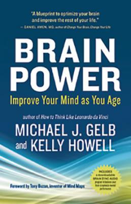 Brain Power book jacket New World Library