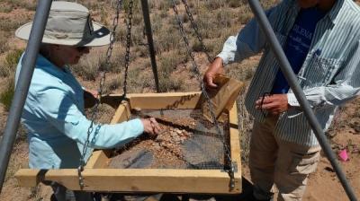 17-Coronado Performing test excavations