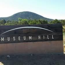 32-Museum Hill sign