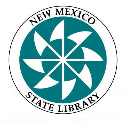 35- State library logo