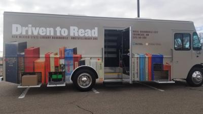 35-State Library- Bookmobile