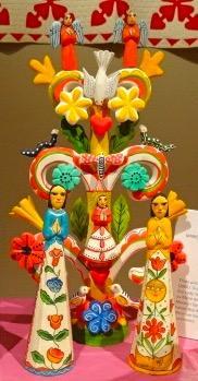 2-MOIFA-Folk Art Flea - Tree of Life