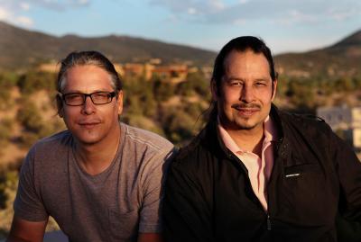 Mateo and Diego Romero