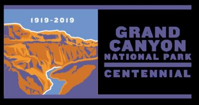 30-NMMNHS- Grand Canyon Anniversary logo NPS